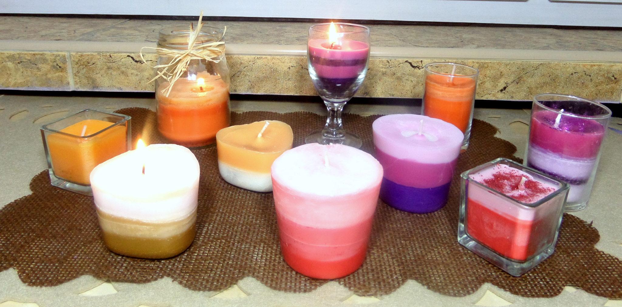 Jak zrobić świeczkę w domu?