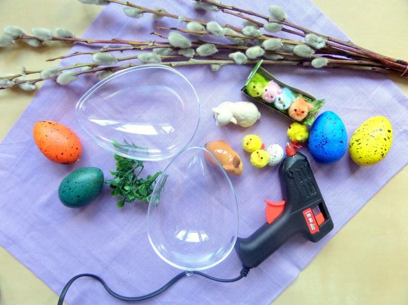 Proste dekoracje Wielkanocne część II