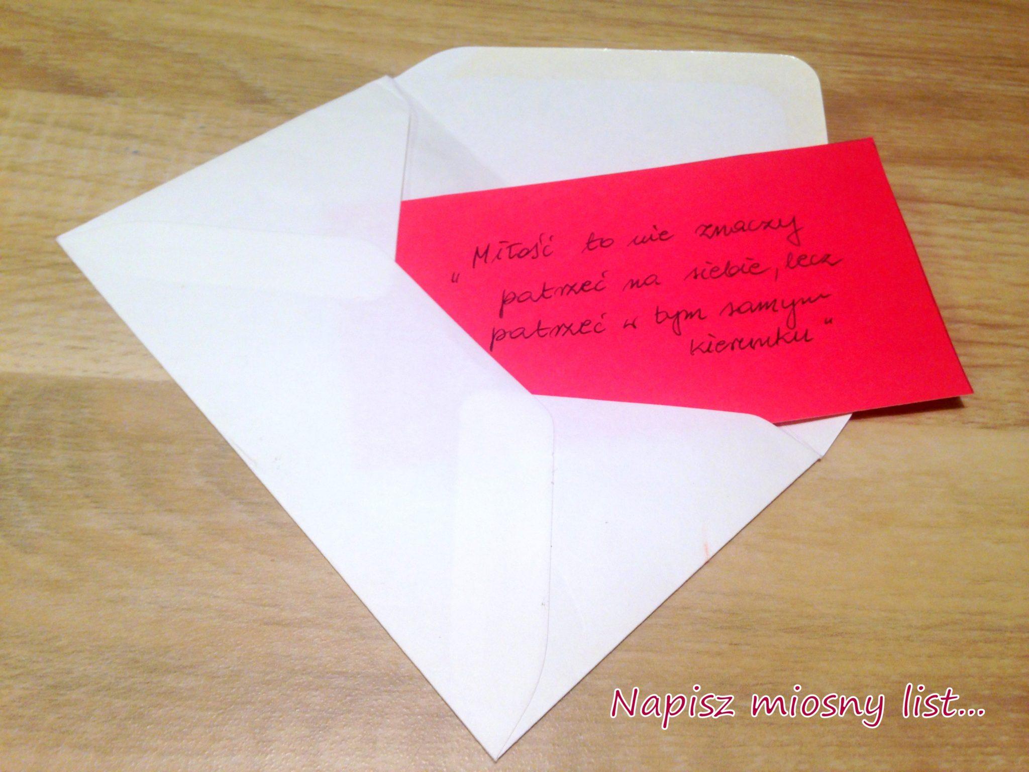 Napisz list..