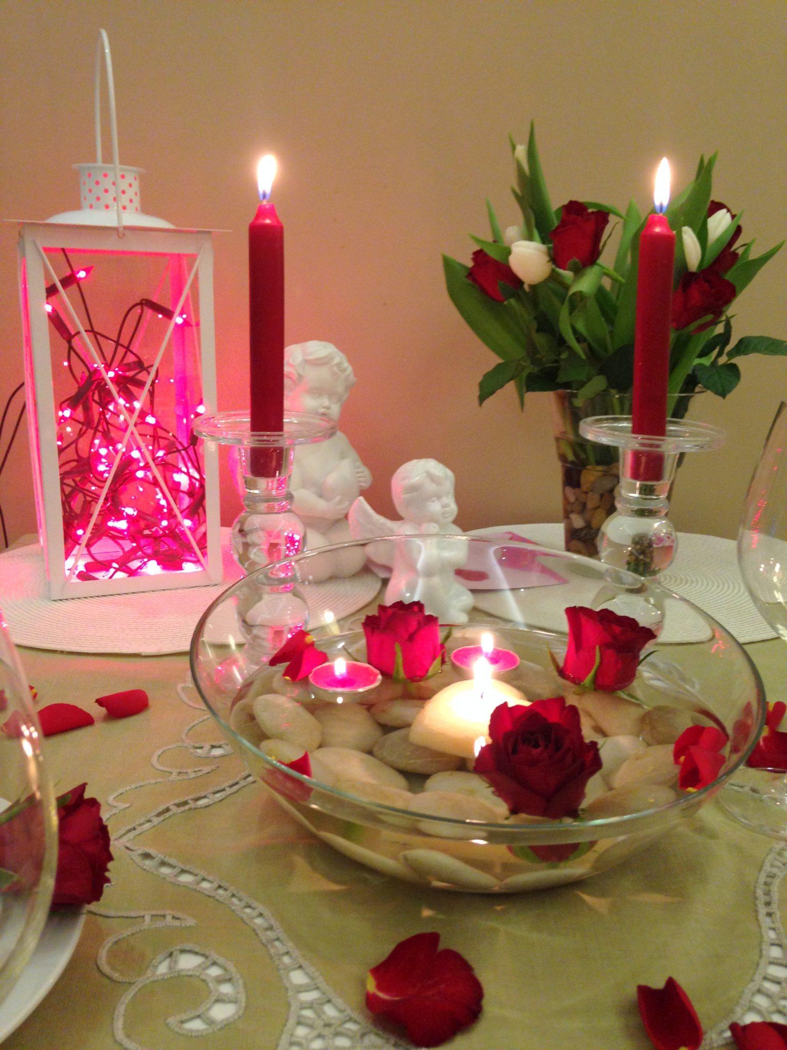 6 trików na walentynkowe dekoracje