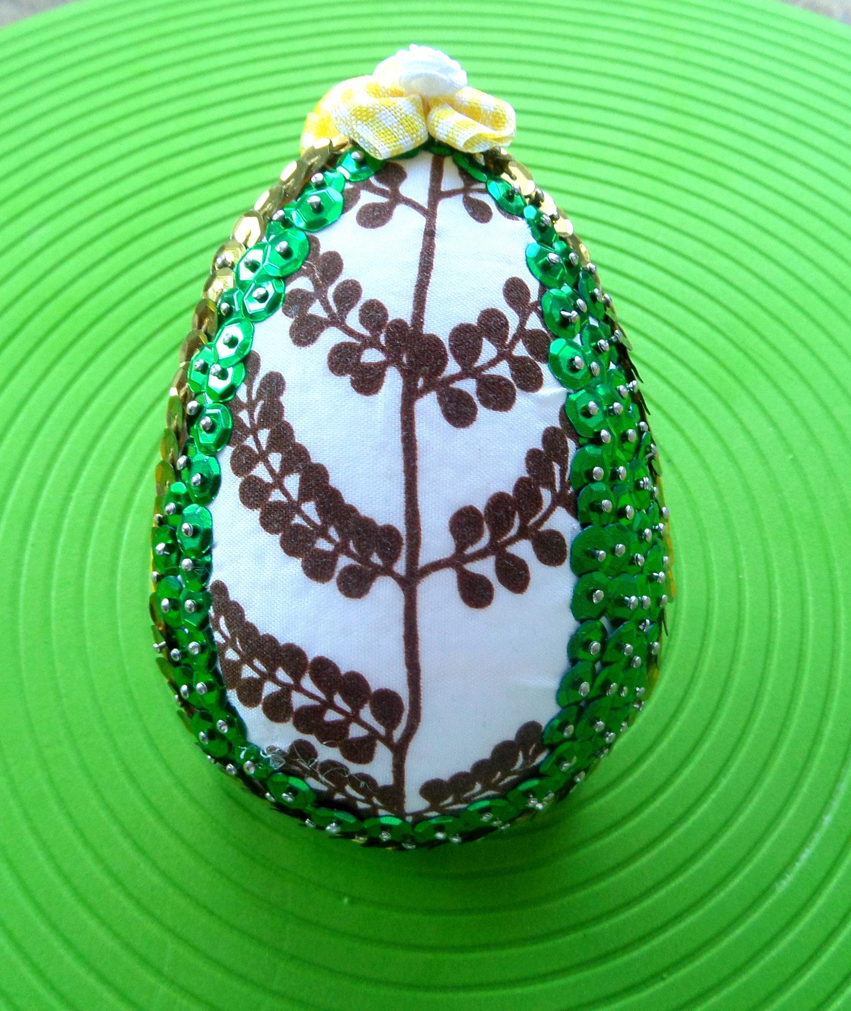 112 - Jajka styropianowe na Wielkanoc