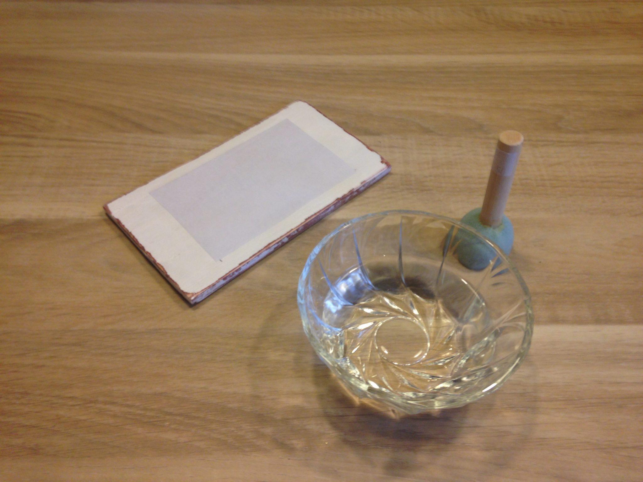 Namocz gąbeczkę wodą