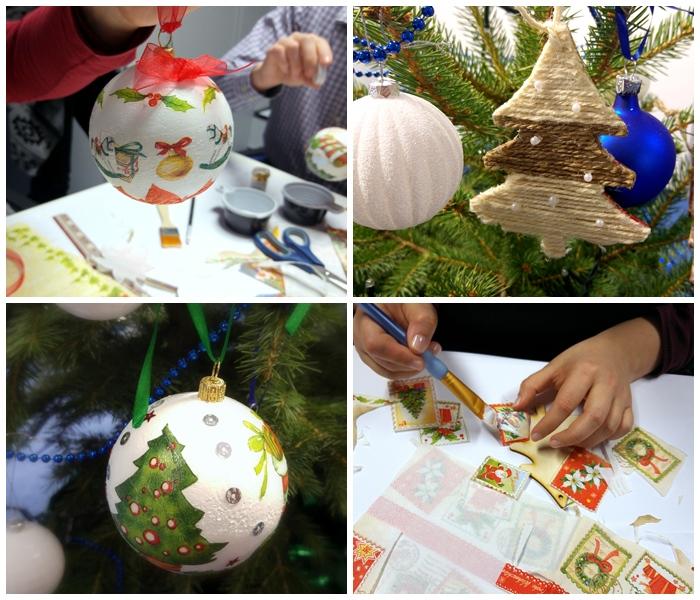 Warsztaty świąteczne DIY